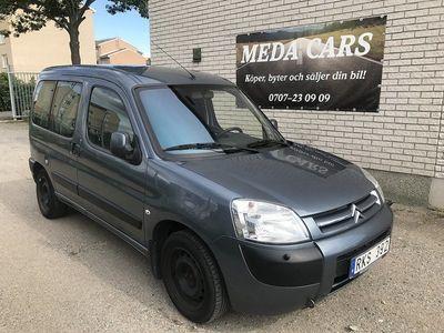 gebraucht Citroën Berlingo Multispace 1.6 109hk Nybesik -08