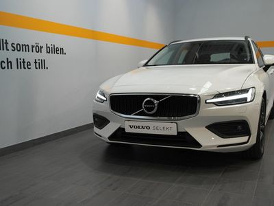begagnad Volvo V60 D4