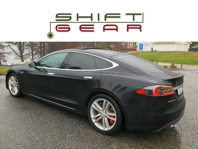 gebraucht Tesla Model S P90D PERFORMANCE AWD 1äg Leaseb