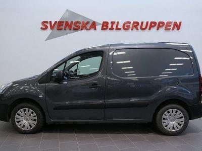 brugt Citroën Berlingo 1.6 HDi Skåp 5Vxl Ac Aux S+V-hjul