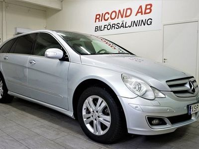 begagnad Mercedes R500 L BenzL 4MATIC 7G-Tronic 2006, Transportbil 89 900 kr