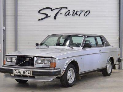 begagnad Volvo 262 2.7 V6 Bertone Låga mil 140Hk