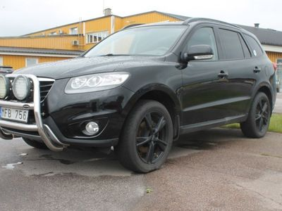 brugt Hyundai Santa Fe 2,2 CRDi A6 4WD