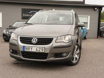 brugt VW Touran Cross 1.4 TSI GPS 7-sits 140 -10