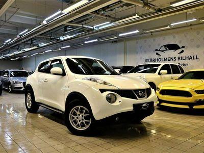 begagnad Nissan Juke 1.5DCI KAMKEDJA AUX SVENSK 110HK M-VÄRMARE