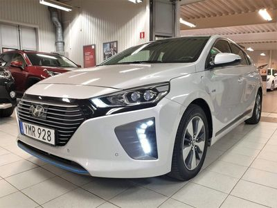 begagnad Hyundai Ioniq Plug-in 1.6 Premium / Navi / V-hjul