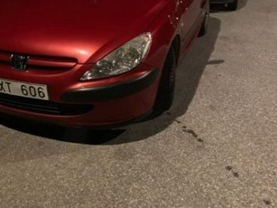 begagnad Peugeot 307 5-dörrar XS