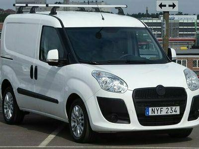 begagnad Fiat Doblò Cargo 1.3 Multijet 2014, Transportbil Pris 62 500 kr