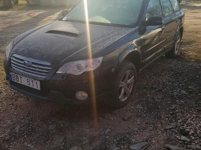 begagnad Subaru Outback 2.0diesel 4WD GDS