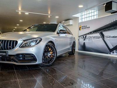 begagnad Mercedes C63S AMG AMGPerformance / Keramiska / Carbon / SE SPEC