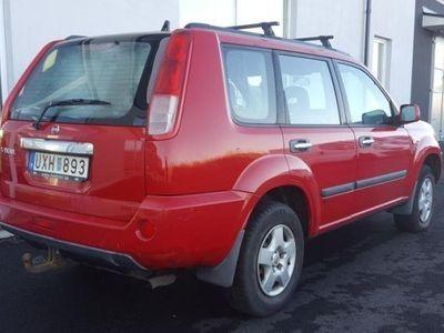 begagnad Nissan X-Trail 4WD, DRAG, AC, 140HK -04