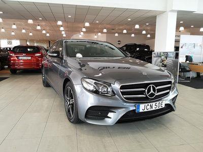 begagnad Mercedes E300 Plug In/SE-Edition/AMG/Night Package/Demobil