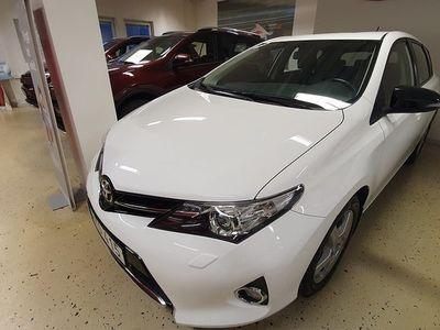 begagnad Toyota Auris 1.4D Active 90hk