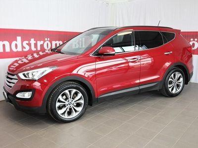 begagnad Hyundai Santa Fe 2.2 CRDi Business Premium 4WD 200hk