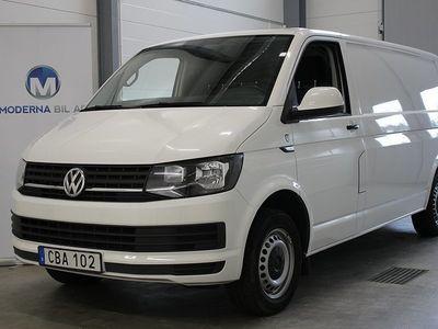 begagnad VW Transporter T6 2.0 TDI 140 HK DSG LÅNG COMFORT
