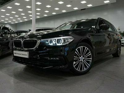 begagnad BMW 530 i Touring Navi Drag Backkamera Sport Line