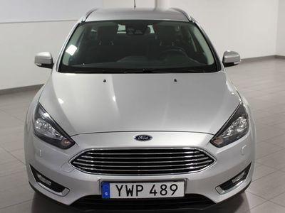 gebraucht Ford Focus Titanium 1.0 125HK Navigation