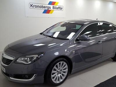 begagnad Opel Insignia 2.0 CDTI Automat Euro 6 170hk opc-line