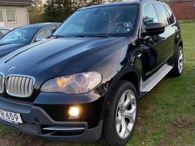 begagnad BMW X5 3.0sd Sport line 7-sits/Panorama/Navi