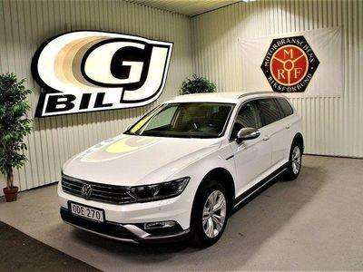 begagnad VW Passat Alltrack 2.0 TDI 4Mo DSG E