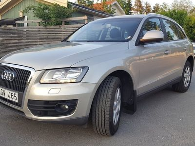used Audi Q5 2.0 TDI/quattro/AUTO/170hk