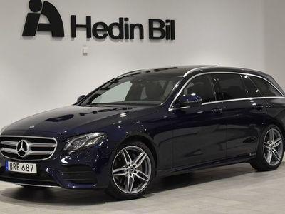 begagnad Mercedes E220 4M