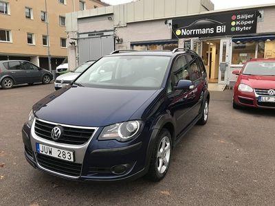 gebraucht VW Touran Cross 2.0 TDI/Auto/7sits/40h -09