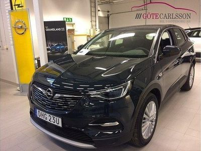 begagnad Opel Grandland X 1.2 Turbo Automat Euro 6 130hk