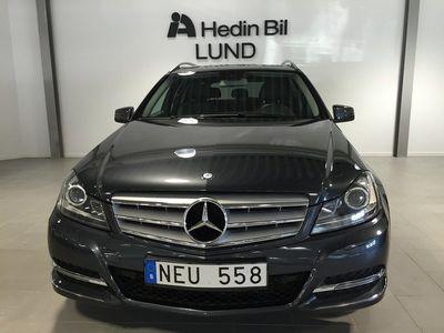 begagnad Mercedes C220 CDI Avantgarde / Navigati -13