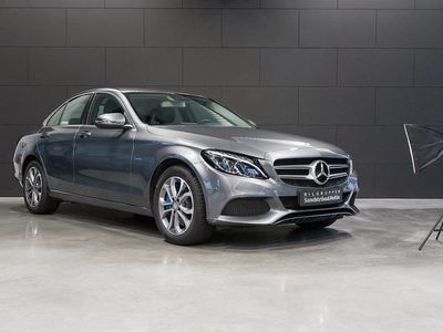 begagnad Mercedes C350e Laddhybrid Avantgarde