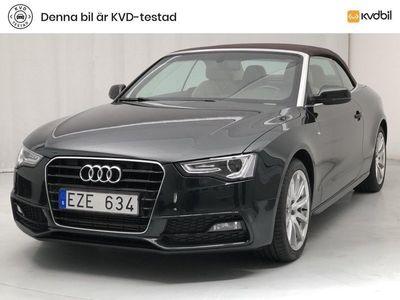 begagnad Audi A5 Cabriolet 1.8 TFSI (170hk)