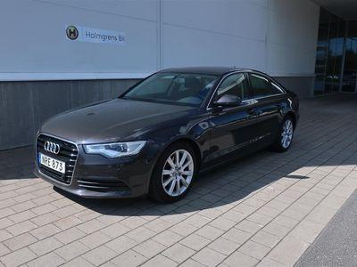 begagnad Audi A6 Pro-Line Motorvärmare