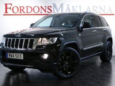 begagnad Jeep Grand Cherokee 3.0 CRD GPS MVÄRMARE 3-ÅRS GARANTI