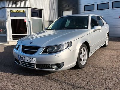 begagnad Saab 9-5 2.3 T/ BioPower/ Vector/ 210 HK/ Drag
