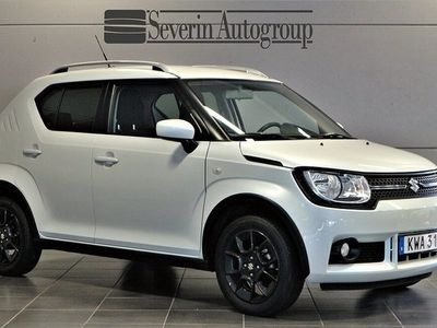 begagnad Suzuki Ignis 1.2 Dualjet (90hk) 4WD Allgrip