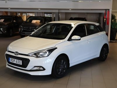begagnad Hyundai i20 Hy.1.2 M5 Move!