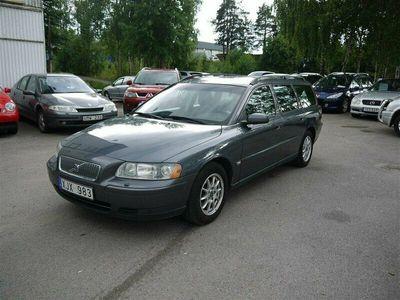 begagnad Volvo V70 2.4 Manuell, 140hk Business