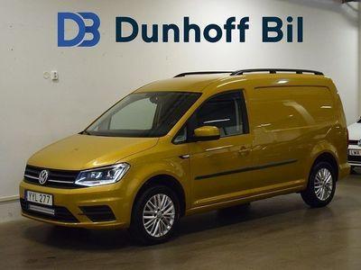 begagnad VW Caddy Maxi Life Caddy Maxi PÅSKÖPPET TDI 150 DSG EU6 2018, Personbil 209 900 kr