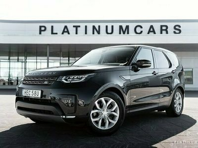 begagnad Land Rover Discovery 5 TDV6 7-sits Pano LEASEBAR 2018, SUV Pris 579 000 kr