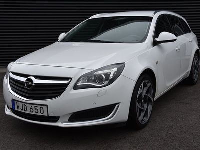 used Opel Insignia Sports Tourer 2.0 CDTI 4x4 (Dra -16