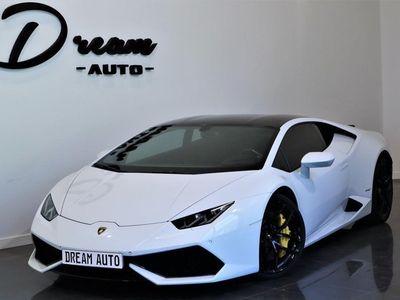 begagnad Lamborghini Huracán HuracánSVENSKSÅLD