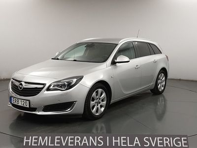 begagnad Opel Insignia Sports Tourer 2.0 CDTI 140hk Nyservad