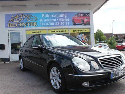 begagnad Mercedes E240 5G-Tronic 177hk. Avantgarde