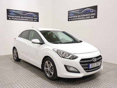 used Hyundai i30 5D 1,6 GDI 135HK AUTO 999kr/mån