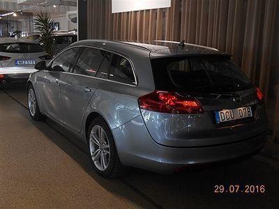 begagnad Opel Insignia 2.0 CDTI Automat 4x4 kombi Välutrustad & Nyservad!