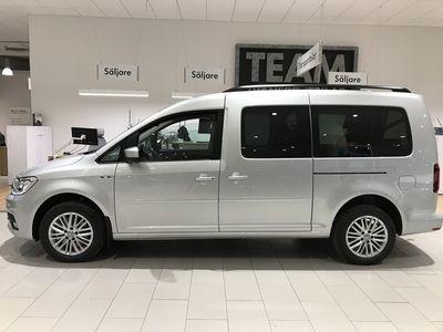begagnad VW Caddy Maxi Life COMFO COMFTL 2,0 TDI 150HK D