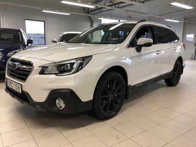 begagnad Subaru Outback 2.5 4WD Active Vinterhjul