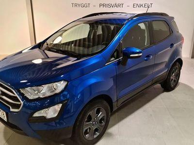 begagnad Ford Ecosport 1.0 EcoBoost AUT / NAVI