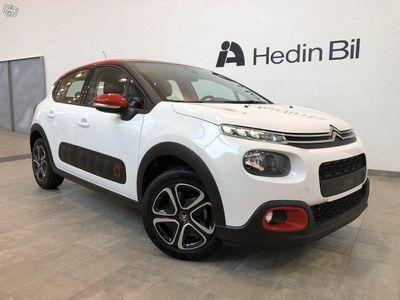 begagnad Citroën C3 // Apple CarPlay // Filbytesvarnare // Trötthetsvarnare //