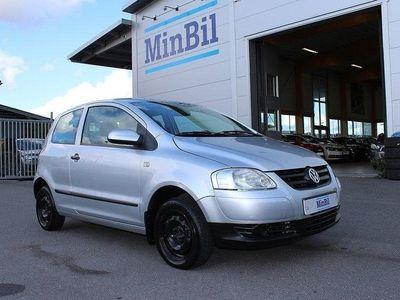 begagnad VW Fox 1.2 54HK 14200MIL Obs 17900.-